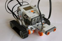 Lego Mindstorms NXT lessons
