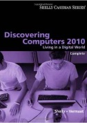 Discovering Computers book cover