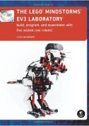Lego Mindstorms EV3 book cover