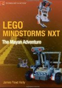 Lego Mindstorms NXT Mayan Adventure book cover