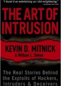 The Art of Intrusion book cover