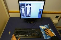 Artport body scanners