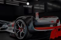 RoboRace self driving race car