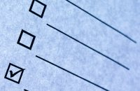 ITGS project checklist